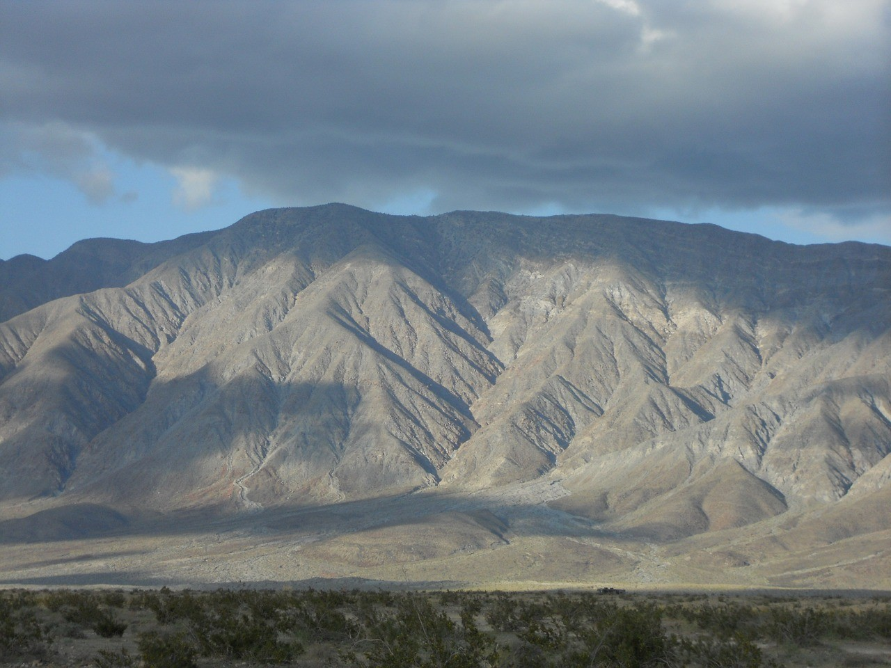 "Picture for article ""Borrego Springs - California's Secret Desert"""