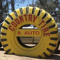 Country Tire & Auto logo