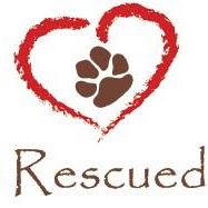 The Rescued Pup logo