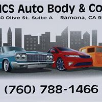 Classics Auto Body & Collision logo