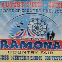 Ramona Outdoor Community Center logo