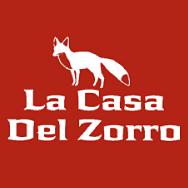 La Casa Del Zorro logo