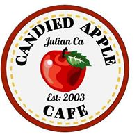 Candied Apple Cafe logo