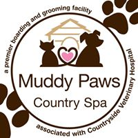 Muddy Paws Country Spa logo