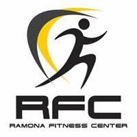 Ramona Fitness Center logo