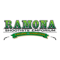 Ramona Shootists Emporium logo