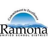 Ramona Unified School District logo