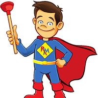Rooter-Man Plumbers of San Diego logo