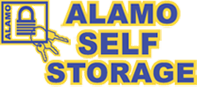 Alamo Self Storage logo