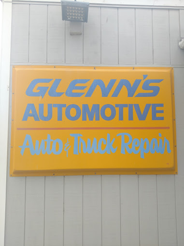 Glenn's Automotive logo