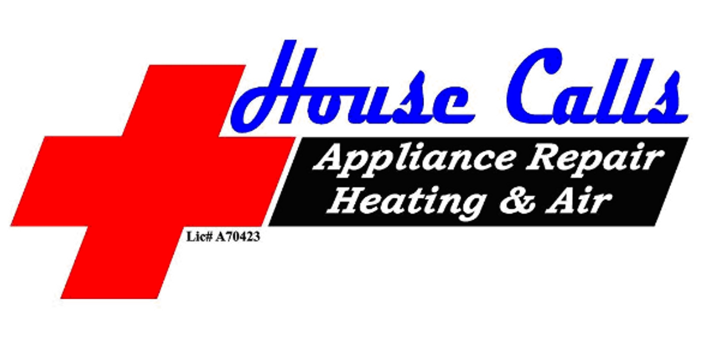 House Calls Appliance Repair logo