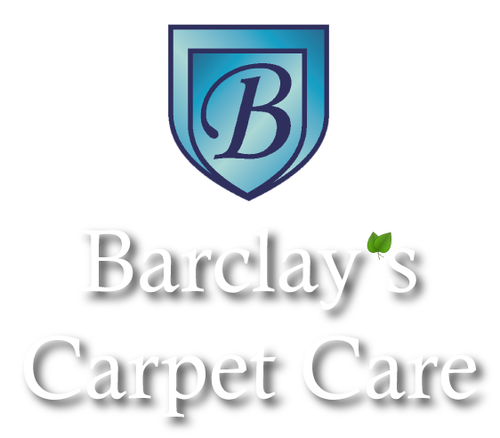 Barclay's Carpet Care logo