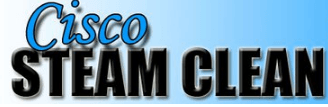 Cisco Steam Clean logo