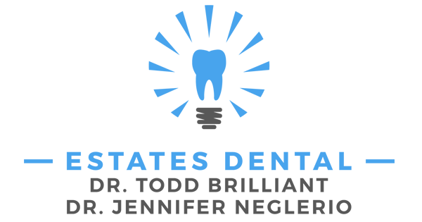 Estates Dental - Todd Brilliant DDS logo