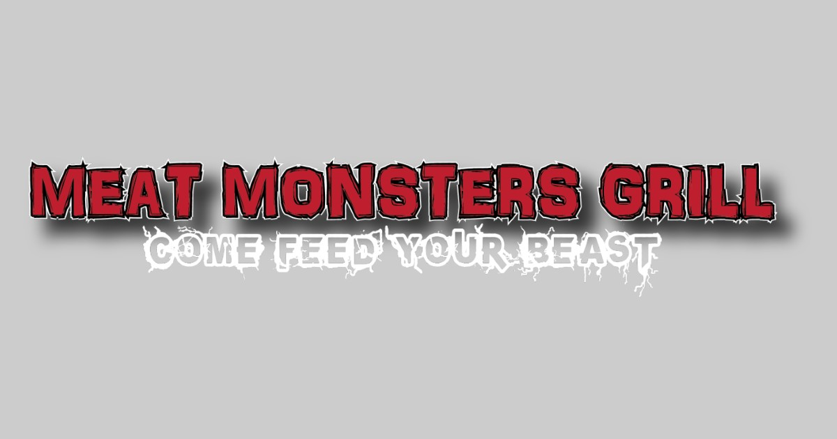 Meat Monsters Grill logo