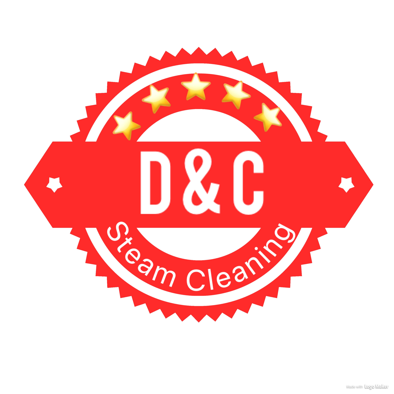 D&C Carpet Cleaning logo