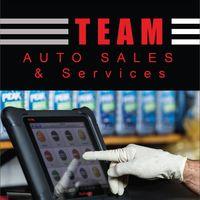Team Auto Service & Sales logo