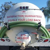 Anytime Septic Service logo