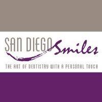 San Diego Smiles logo