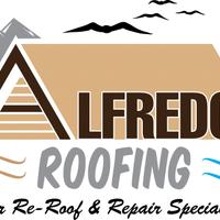 Alfredo's Roofing logo