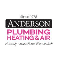 Anderson Plumbing Heating & Air logo