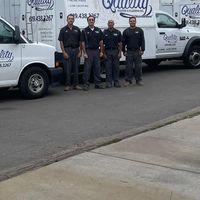 Quality Rooter & Plumbing logo