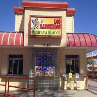 Los Rancheros Taco Shop logo