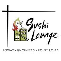 Sushi Lounge Poway logo