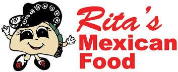 Rita's Mexican Food logo