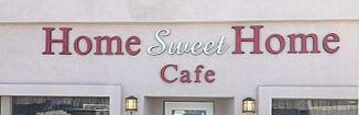 Home Sweet Home Cafe logo