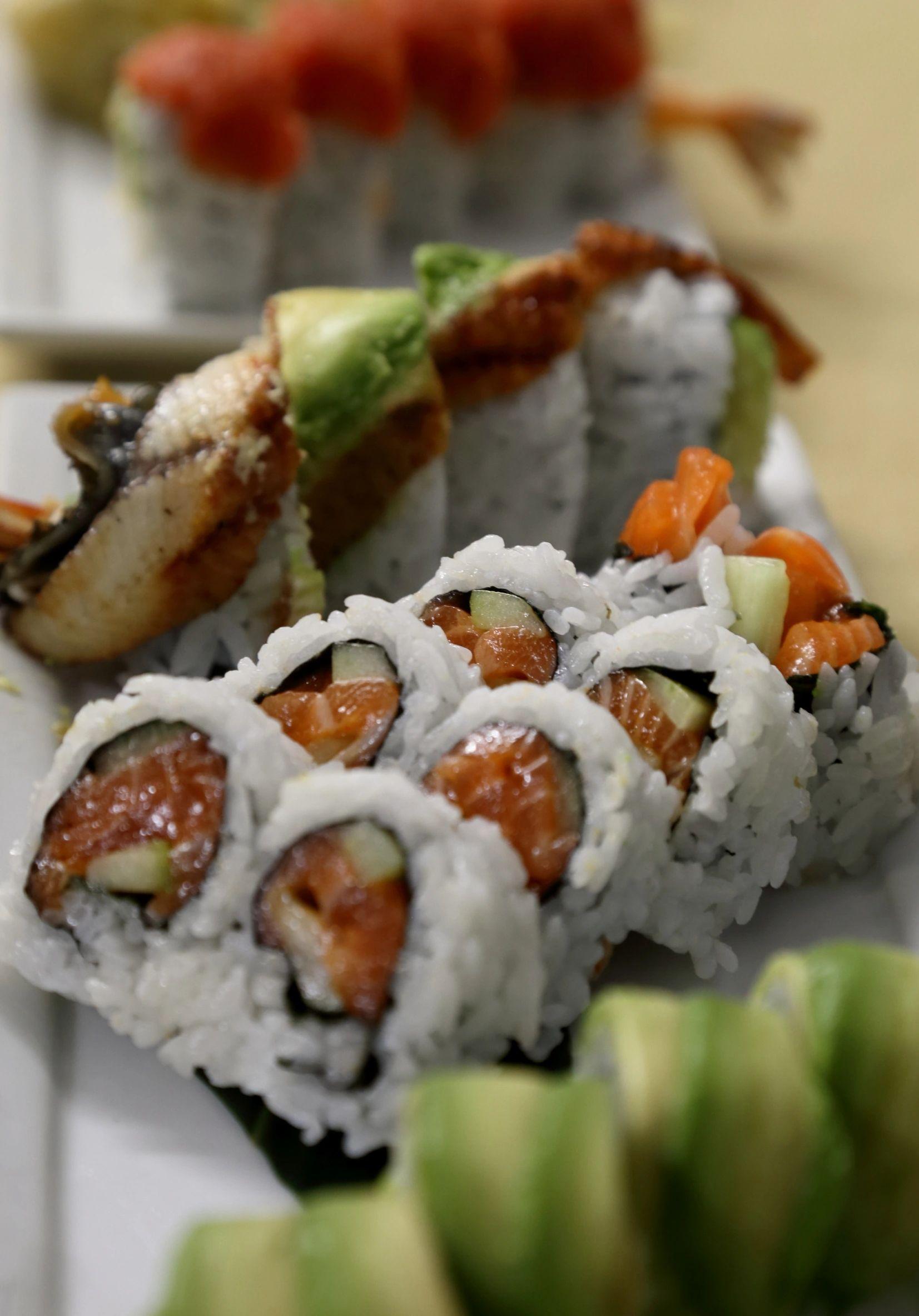 Sei Sushi logo