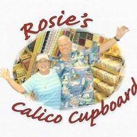 Rosie's Calico Cupboard Quilt Shop logo