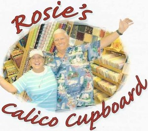 Photo uploaded by Rosie's Calico Cupboard Quilt Shop