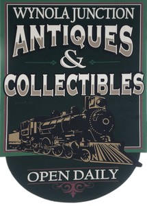 Photo uploaded by Wynola Junction Antiques & Collectibles
