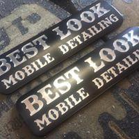 Best Look Mobile Detailing logo