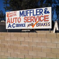 Valley Center Muffler & Auto Service logo