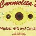 Carmelita'S Mexican Grill & Cantina logo