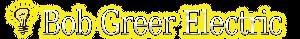 Greer Electric Bob logo