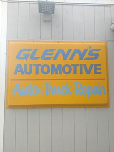 Glenn'S Automotive logo