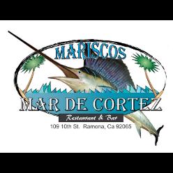 Mariscos Mar De Cortez logo