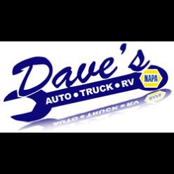 Dave'S Auto, Truck & Rv Service logo
