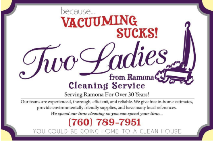 Photo uploaded by Two Ladies From Ramona Cleaning Service