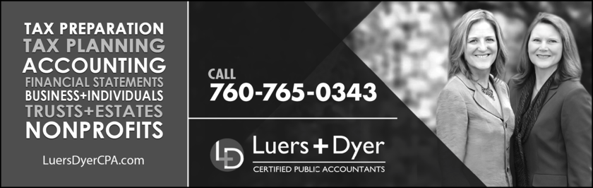 Print Ad of Luers & Dyer Cpas