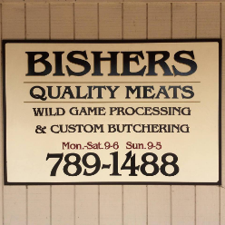 Bisher'S Quality Meats logo
