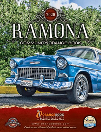 Ramona Orange Book Guide Cover